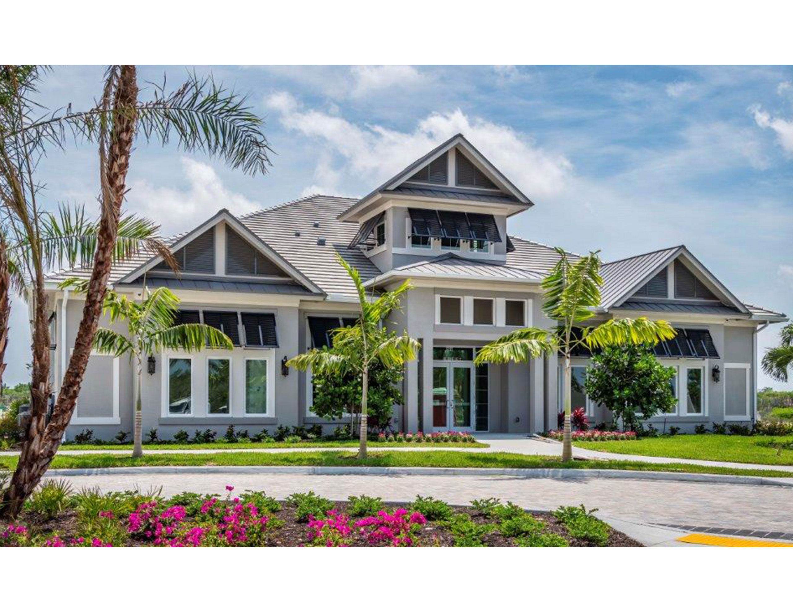 Flamingo Club Exterior   Antilles of Naples, Florida - West Indies Styled Residential Resort