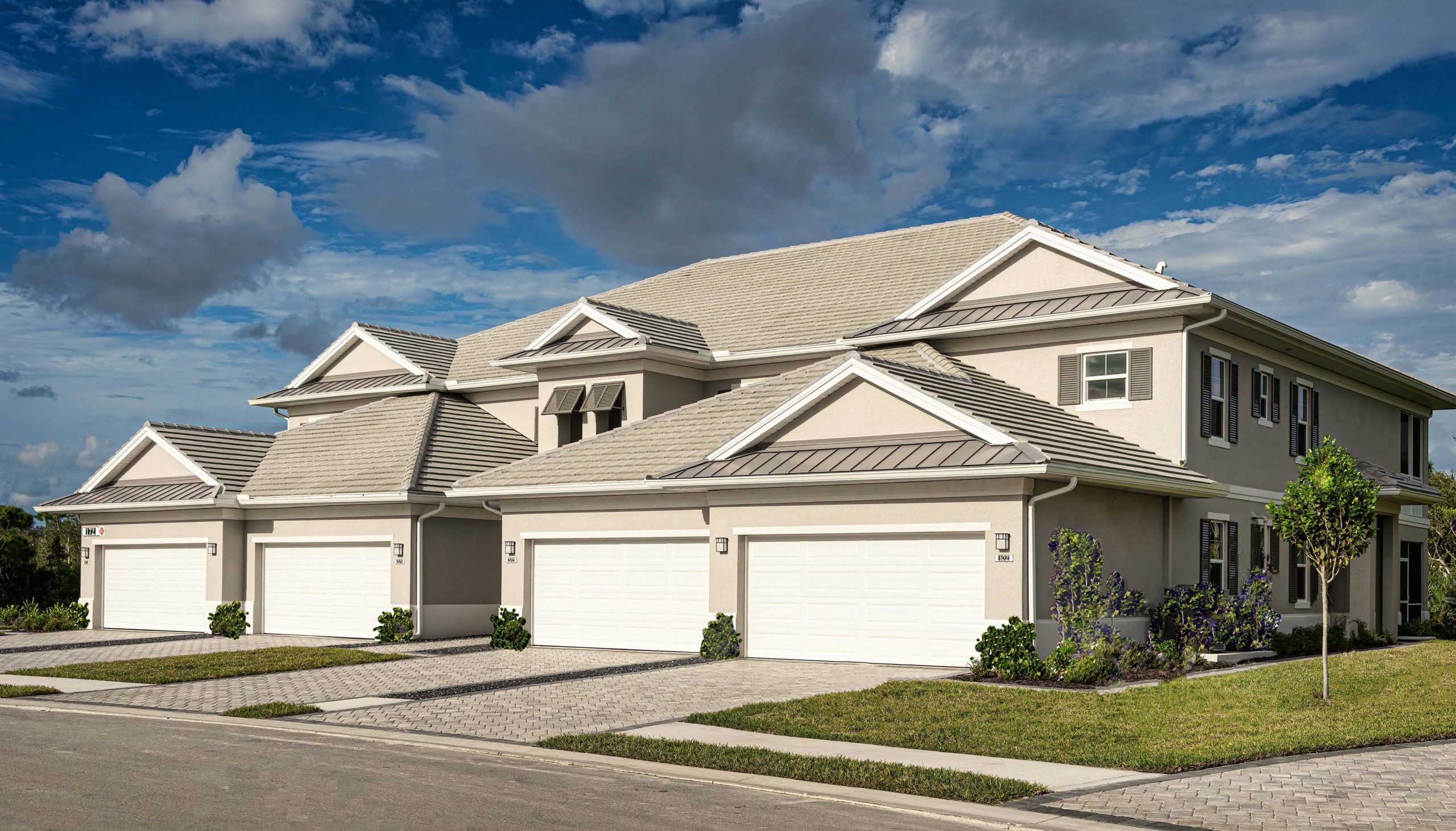 Grand Coach Homes | Antilles of Naples, Florida - West Indies Styled Residential Resort